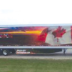 Tractor Trailer Combination: Warren Gibson Ltd.; graphics by Turbo Images
