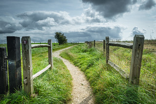 Pathway to the East