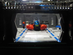 SHIPtember 2017 WIP 18d (DJ Quest) Tags: shiptember 2017 wip 18 lego spyrius space ship moc