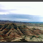 Painted Desert ~ Petrified Forest ~ Arizona United States  ~ Badlands thumbnail