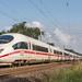 Elten ICE3m 4684-4604 trein 105 Karlsruhe Hbf