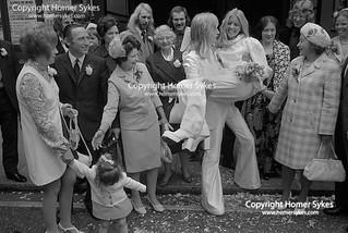 Michael Stephens 1970S hair dresser stylist