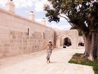 Maškovića han - the inner courtyard - EXLORED!!!!!