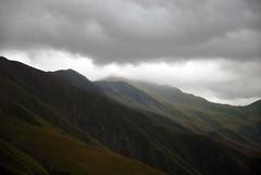 Threatening clouds over the mountains (Jelger Groeneveld) Tags: georgia tusheti omalo dartlo kakheti roadtrip caucasus