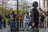 2014.10.27 #NiMutsNiGabia (Ciutat de la Justicía)_2 (Bru Aguiló) Tags: nimutsnialagàbia esplugues barcelona ciutatdelajustícia placaufec protesta especulación manifestación mossosdesquadra represión derechoshumanos