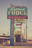 Highland Lodge (TooMuchFire) Tags: bakersfield sign signs neon typography vintage motel motels vintagesigns vintagesignage vintageneonsigns vintageneonsign vintagesign oldsigns oldneonsigns oldneonsign retro 9350sunionavebakersfieldca california retrosigns retrosign americana highlandlodge americansigns rusty abandoned