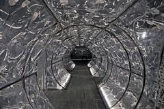 Tunnel vision (mikael_on_flickr) Tags: tunnelvision tunnelsyn tunnel galleria veneziabiennale2017 veneziabiennale biennale2017 padiglioneitalilano arsenale venezia venedig venice art arte kunst