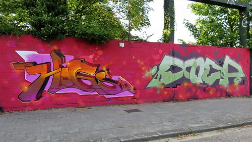 Aerosol Kings / Berchem - 27 aug 2017