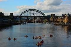 Kayaking & Canoeing on the Tyne (Mark240590) Tags: