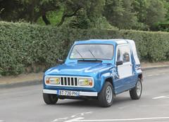 Renault Car Systeme JP5 Baja (Spottedlaurel) Tags: renault carsysteme jp5baja