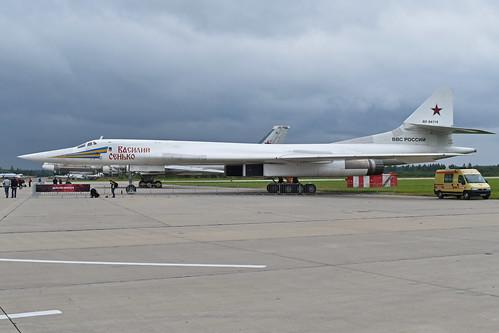"Tupolev Tu-160M1 'RF-94114 / 11 red' ""Vasili Senko"""