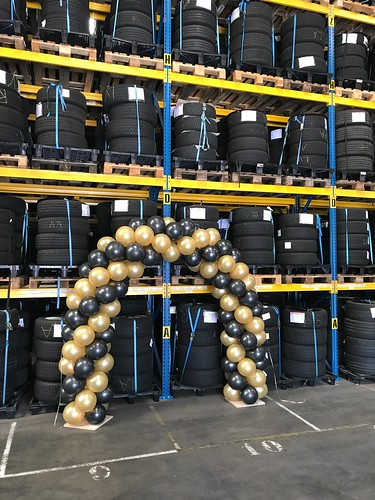 Ballonboog 5m MTC Rotterdam