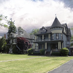 Canandaigua  New York  ~  Elegant Queen Anne Victorian ~ Historical thumbnail