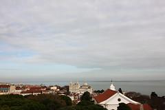 Lizbona widok Alfama Tag