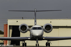 N535GA G550 (KSBD Photo) Tags: burbank california unitedstates us n535ga g550 glf5 gulfstream gulfstreamfan gulfstreamforever