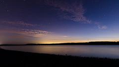 Pacific Dawn (C McCann) Tags: islandview beach centralsaanich bc britishcolumbia canada jamesisland sunrise pacific dawn daybreak colours stars