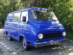 My van (Skitmeister) Tags: 88yb07 skoda 1203 taz 1203m 1976 skitmeister