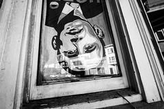 Hope You Like San Francisco (Thomas Hawk) Tags: america barakobama california hope mission missiondistrict obama sanfrancisco shepardfairey usa unitedstates unitedstatesofamerica bw politics fav10