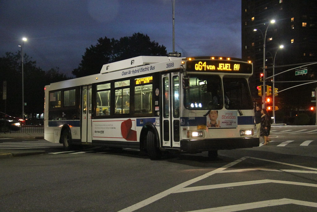 IMG 2691 GojiMet86 Tags Mta Nyc New York City Bus Buses 2007 Orion Vii