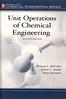 Unit operations of chemical engineering. 7 ed. (Biblioteca da Unifei Itabira) Tags: capa livro setembro 2017