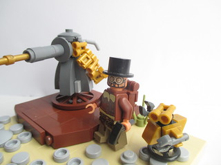 Wood, Gold, & Steam!