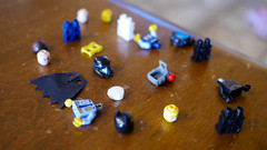 269 - Disassemble (jbpro) Tags: lego minifig star wars 365 days photo challenge september