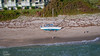 Cuki aka Ghost Boat in Melbourne Beach (Michael Seeley) Tags: beach cuki dji djiphantom florida ghostboat hurricaneirma irma melbourne melbournebeach michaelseeley mikeseeley phantom4pro sailboat drone