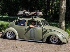 VW Käfer Smaland-Växjö 072017 2 (U. Heinze) Tags: schweden sverige smaland sweden vw käfer olympus oldtimer