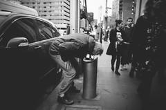 Quick Drink (Jon Cartledge) Tags: 28mm people apsc black blackandwhite bw drink drinking gr h2o iconic life man melbourne melbs mono monochrome photography photos pointandshoot public ricoh ricohgr shot snap streetphotography streetscene streetshooter streetshot streetview streets thirsty tourists travel urbanpeople urbanstreet urbanview whitebw
