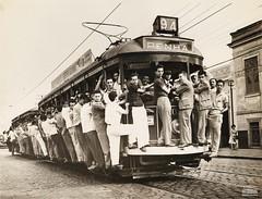 Bonde da linha 94 (Arquivo Nacional do Brasil) Tags: bondes transportes tram história memória arquivonacional
