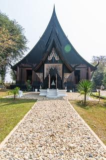 maison noir chiang rai - thailande 20