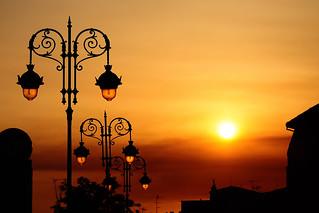 Cualquier día puede salir el sol [Explored]