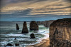 The Apostles (Lens Blur) Tags: nikon d750 3ex hdr photomatix topazadjust australia sea twelveapostles sky coast
