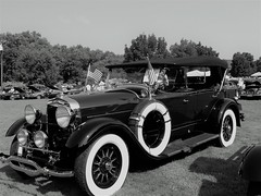 CHECK IT OUT 1929 LINCOLN CONVERTIBLE (Visual Images1) Tags: antique car lincoln 1929 convertible carshow owego