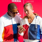 Pharrell Williams, Angelique Kerber