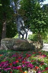 Clémenceau (jlfaurie) Tags: familia mechas ramirez clémenceau 1418 statue champselysées paris monumento monument france 1aguerramundial ww1 infrance