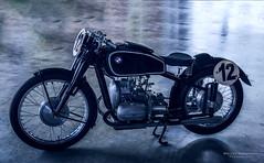 BMW No. 2338.jpg (Knipser31405) Tags: oldtimer motorrad 2014 bmw