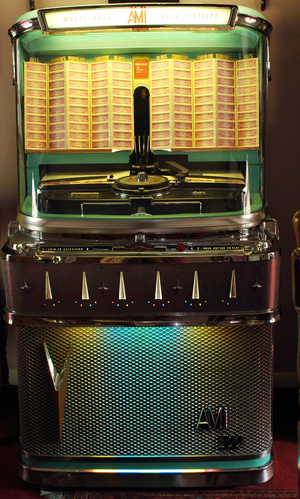 The World's Best Photos of jukeboxes - Flickr Hive Mind