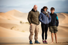namibia 2017 (mauriziopeddis) Tags: africa namibia sandwich harbour namib desert deserto sand dune dunes sky portrait ritratto people