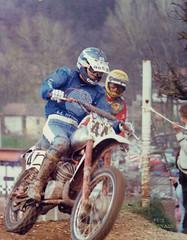 Finetti Raimondo (motocross anni 70) Tags: finettiraimondo motocross motocrosspiemonteseanni70 1978 250 maggiora ktm