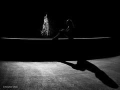 """Girl on Fountain (Mario Vani) Tags: urban street exploration architecture history fotografie photography pictures fotoshop art creation photos photographers photo portfolio online digest web gallery share professional social outstanding community fresh seconds commercial thefoto foto awards wallpaper lights italy canon wild """"mario vani"""" particolare allaperto car cars alfa romeo speed red vintage veicolo auto bianco e nero monocromo profondità di campo bordo una sfondo calma architettura colonna colonnato geometric sun backlite cielo"""