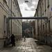 Alleyway, Lithuania