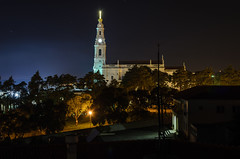 Night Fall 1375 (_Rjc9666_) Tags: architectura arquitectura church colors fatima fatimasanctuary igreja monumentos night nightscape nightshot nikkor35mm18 nikond5100 places portugal sanctuary sky urbanphotography ©ruijorge9666 ourém santarémdistrict pt 1912 1375