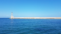 Chania - Crete - Greece (Been Around) Tags: leuchtturm mer mare more sea oldvenetianharbour harbour παλιόενετικόλιμάνι hafen griechenland chania canea kreta χανιά gr crete eu greece creteisland