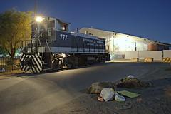 Night Moves (ryanclark13) Tags: california stockton nikon photo night summer summernights railroad