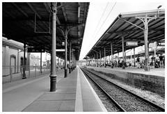 Szczecin Główny (awbaganz) Tags: szczecin station poland polska europe travel platform tracks railway perspective fuji xt1 xf1855