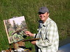 IMG_7669 (Dee Pix) Tags: larry artists painters paintings farmscenes