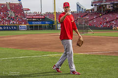 Adam Wainwright - Pregame at Great American Ballpark (J.L. Ramsaur Photography) Tags: jlrphotography nikond7200 nikon d7200 photography photo cincinnatioh thequeencity hamiltoncounty ohio 2017 engineerswithcameras thequeenofthewest photographyforgod thesouth southernphotography screamofthephotographer ibeauty jlramsaurphotography photograph pic cincinnati tennesseephotographer cincinnatiohio thebluechipcity nati thecityofsevenhills queencity porkopolis thenati nastynati cincy greatamericanballpark homeofthecincinnatireds adamwainwright pregame battingpractice mlb majorleaguebaseball stadium sportsillustrated sportsphotography sports flickrsports stlouiscardinals cardinalsbaseball cardinals field cardinalred saintlouiscardinals stl cards hat waino startingpitcher warmups baseball baseballfield portrait portraiture baseballportrait portraitphotography america'spastime