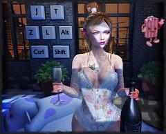 Drink With Me? ;) (Rhenu Resident) Tags: anybody gachagarden powderpack theliaisoncollaborative rm dd teabunny volutptasvirtualis ag aisling bananan carolg chezmoi fashiowl pumec sorumin