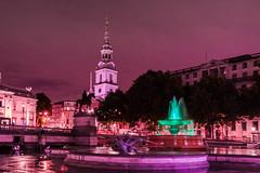 Trafalgar Square, London (Sajivrochergurung) Tags: